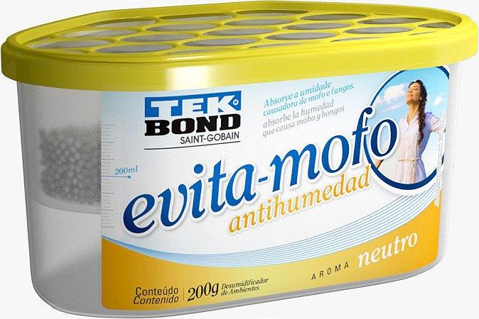 Evita Mofo Anti Mofo Tira Mofo Tekbond Neutro Com 200g