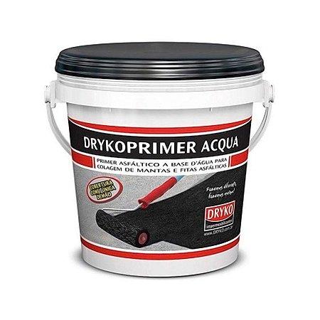 Drykoprimer Acqua para Colagem de Manta Asfáltica 18 Litros