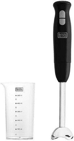 Mixer Black Decker com Haste em Inox 300W 110V