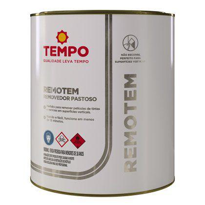 Removedor Pastoso Tempo Remotem 9000 900ml Caixa com 12 Unidades
