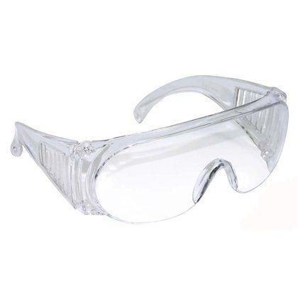 Óculos para Proteção Valeplast Protector Incolor