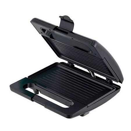 Grill e Sanduicheira Black Decker Preta 700W/127V
