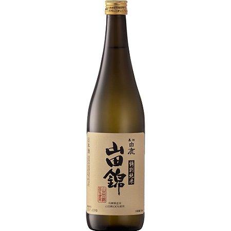 Sake Hakushika Yamadanishiki Cho Tokusen Kuromatsu 720ml