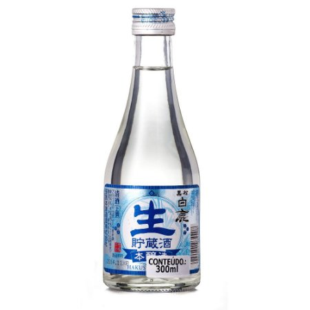 Sake Hakushika Namachozo 300ml