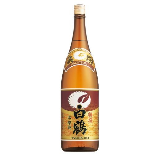 Sake Hakutsuru Tokusen Hisho Suave 1.8L