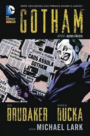 Gotham: Alvos faceis - Volume 2