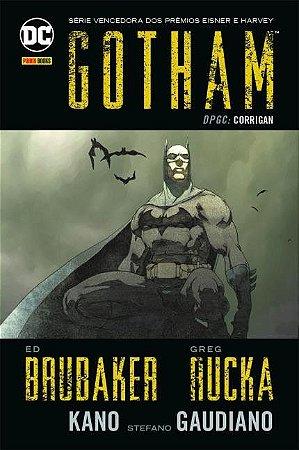 Gotham: Corrigan - volume 4