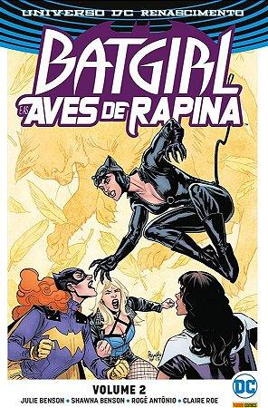 Batgirl e as Aves de Rapina - Volume 2