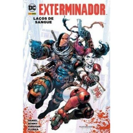 Exterminador - Laços de Sangue