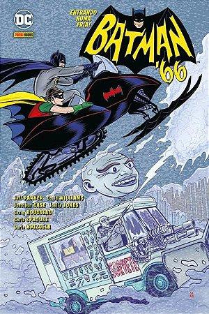 Batman '66 - Entrando Numa Fria Maior Ainda