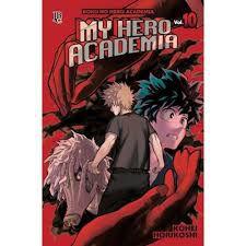 My Hero Academia - Volume 10