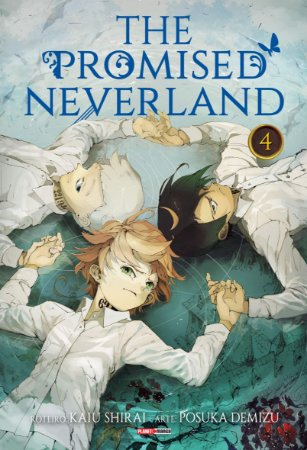 The Promised Neverland - Edição 4