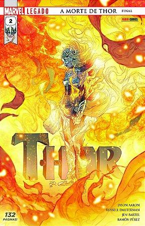 Thor: A Morte de Thor - Final