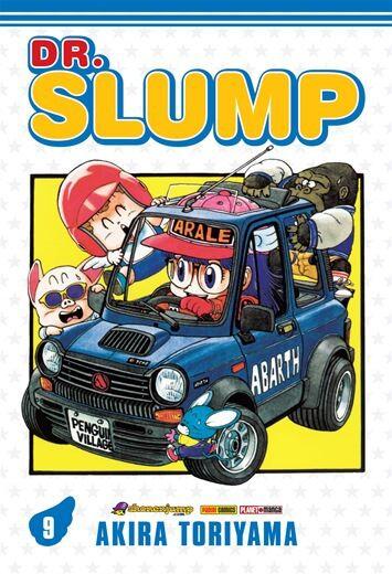 Dr. Slump - Edição 09