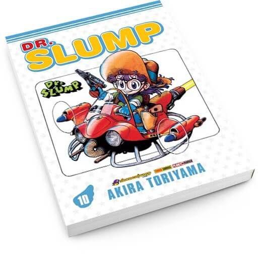 Dr. Slump - Edição 10
