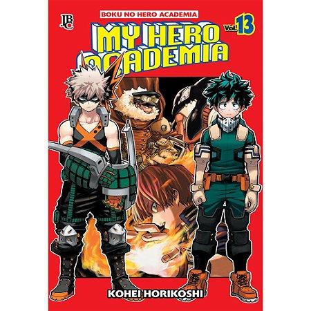 My Hero Academia - Volume 13