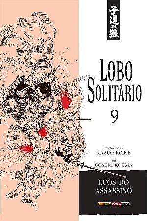 Lobo Solitário - Edição 9