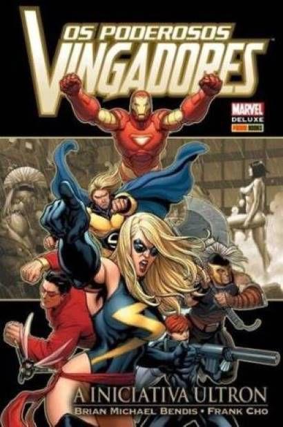 Os Poderosos Vingadores - Iniciativa Ultron