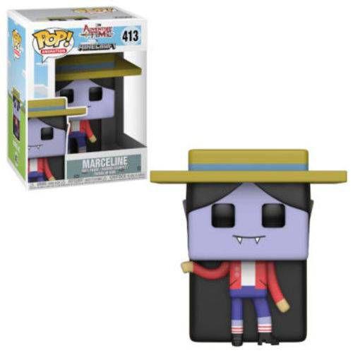 Pop  Marceline Minecraft: Adventure Time