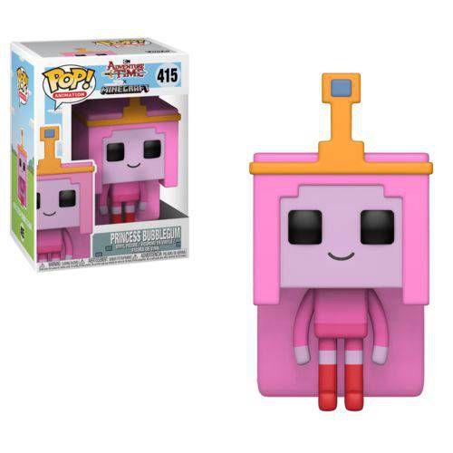 Pop Princess Bubblegum Minecraft: Adventure Time