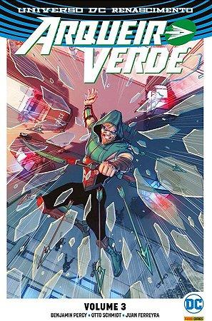 Arqueiro Verde - Universo do Renascimento - Volume 3