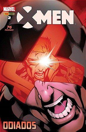 X-Men Odiados - Edição 2