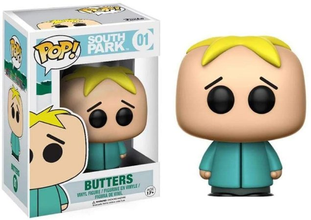 Pop Butters: South Park