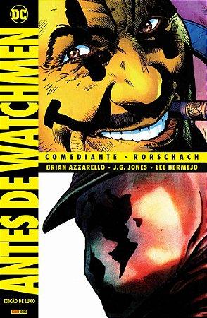 Antes de Watchmen comediante  - Edição Luxo