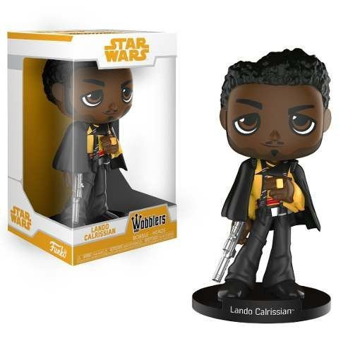 Funko Wobblers Lando Calrissian: Star Wars