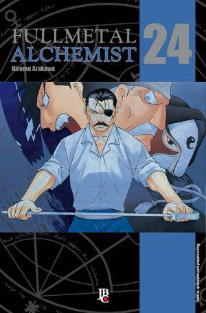 Fullmetal Alchemist - Edição 24