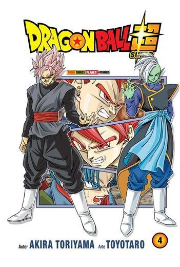 Dragon Ball Super - Edição 4