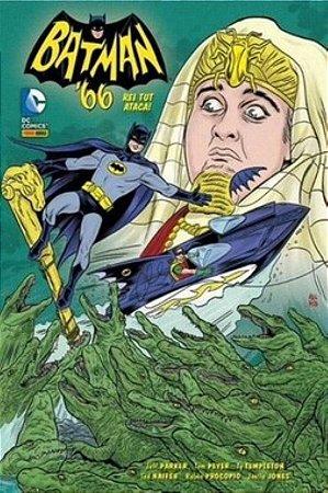 Batman '66 - Rei Tut Ataca