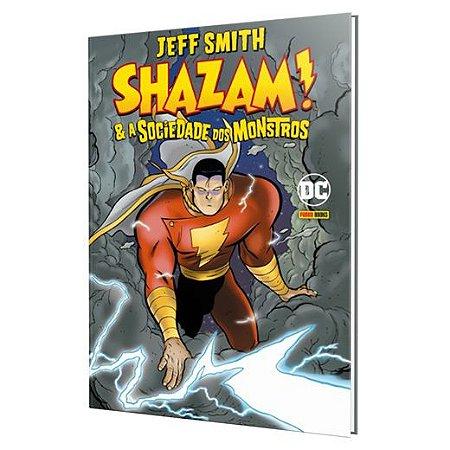 Shazam - E a Sociedade dos Monstros