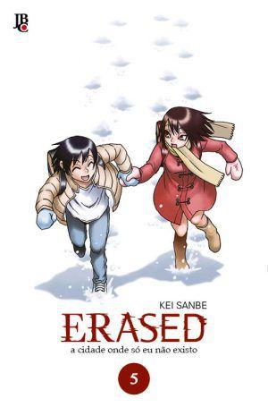 Erased - Edição 05