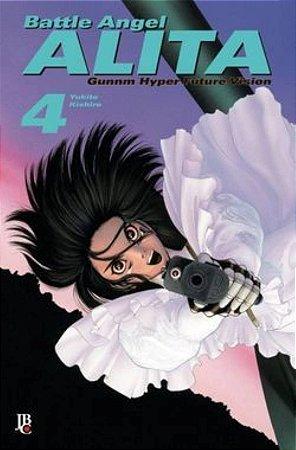 Battle Angel Alita - Edição 04
