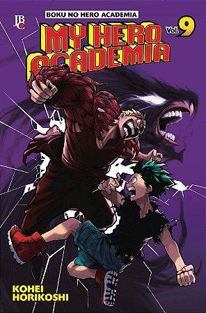 My Hero Academia - Volume 9