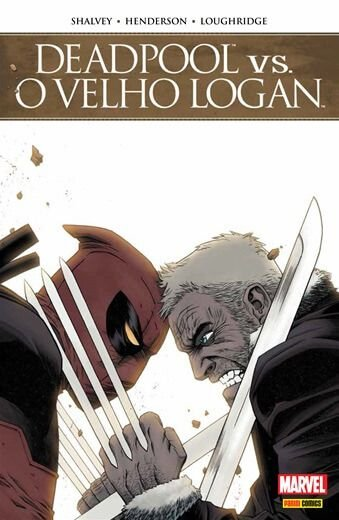 Deadpool vs o Velho Logan