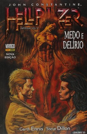 Hellblazer: Infernal - Volume 4