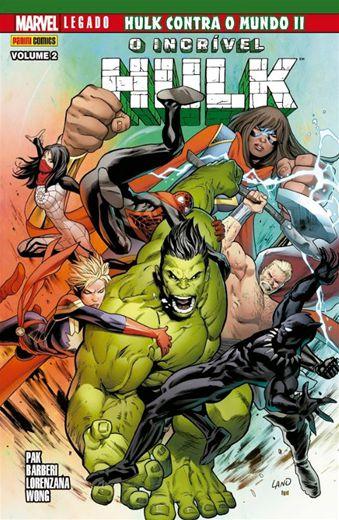 O Incrível Hulk - Volume 2