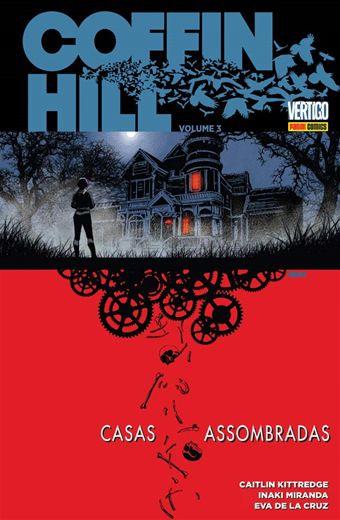 Coffin Hill: Casas Assombradas