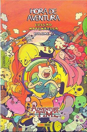 Hora de Aventura: Edição Matemática - Volume 5