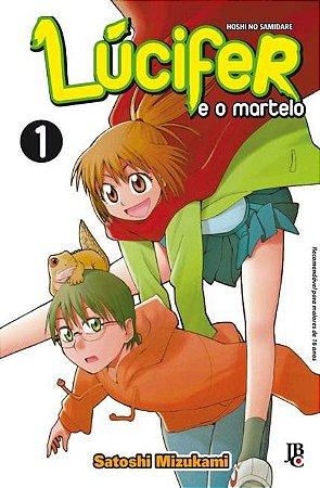 Box Lucifer e o Martelo - Volume 1 a 5