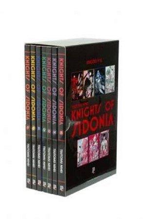 Box Knights of Sidonia - Volume 09 a 15