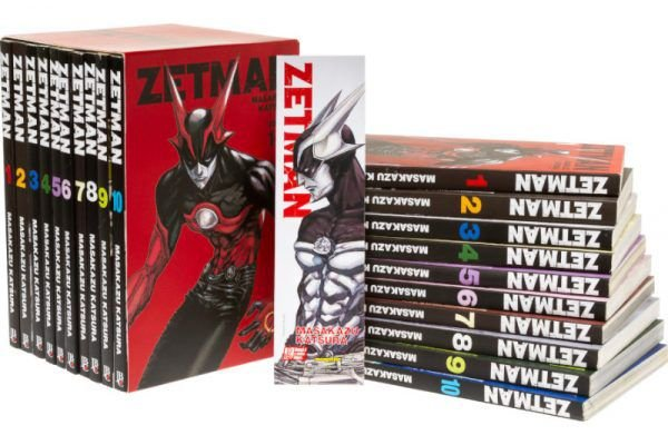 Box Zetman - Volume 1 a 20