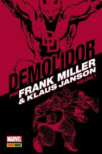 Demolidor por Frank Miller e Klaus Janson - Volume 1