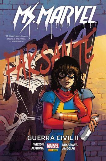 Ms. Marvel: Guerra Civil II
