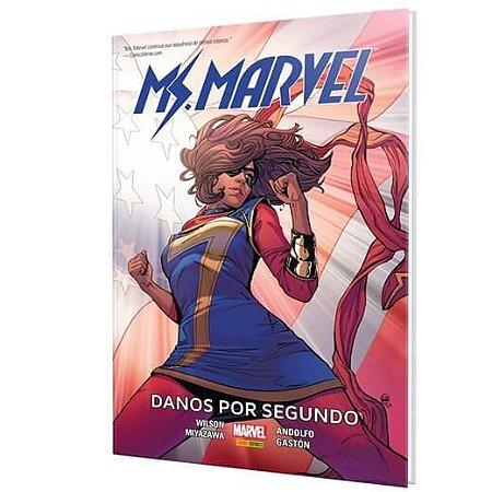 Ms. Marvel: Danos por Segundo