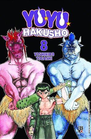 Yu Yu Hakusho - Volume 08