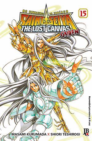 Os Cavaleiros do Zodíaco: The Lost Canvas Gaiden - Volume 15