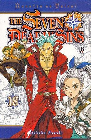 Nanatsu No Taizai: The 7 Deadly Sins - Volume 18